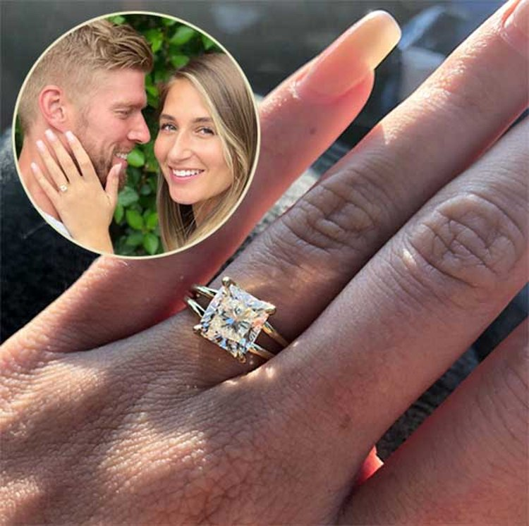 Bravo's 'Summer House' Reality Stars Confirm Engagement With Selfie of 2.5-Carat Diamond Ring
